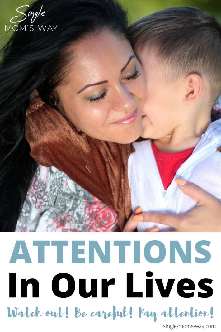 Attention In Our Lives