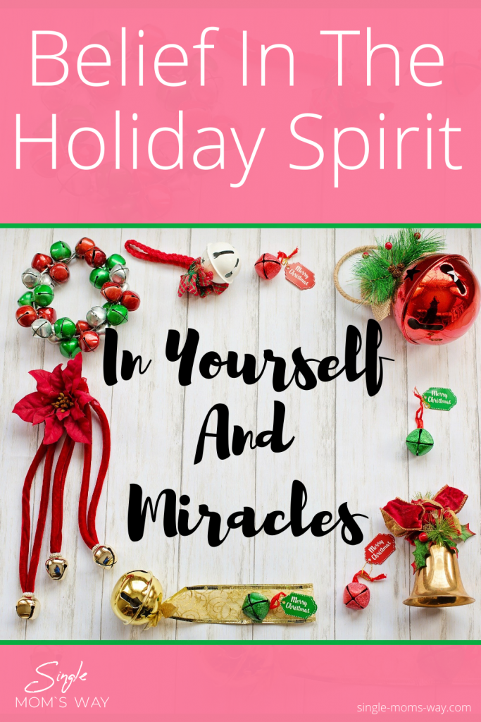 Belief In The Holiday Spirit