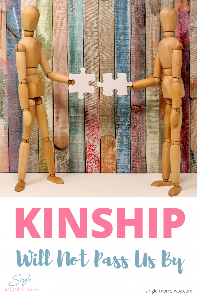 Kinship – Will Not Pass Us By