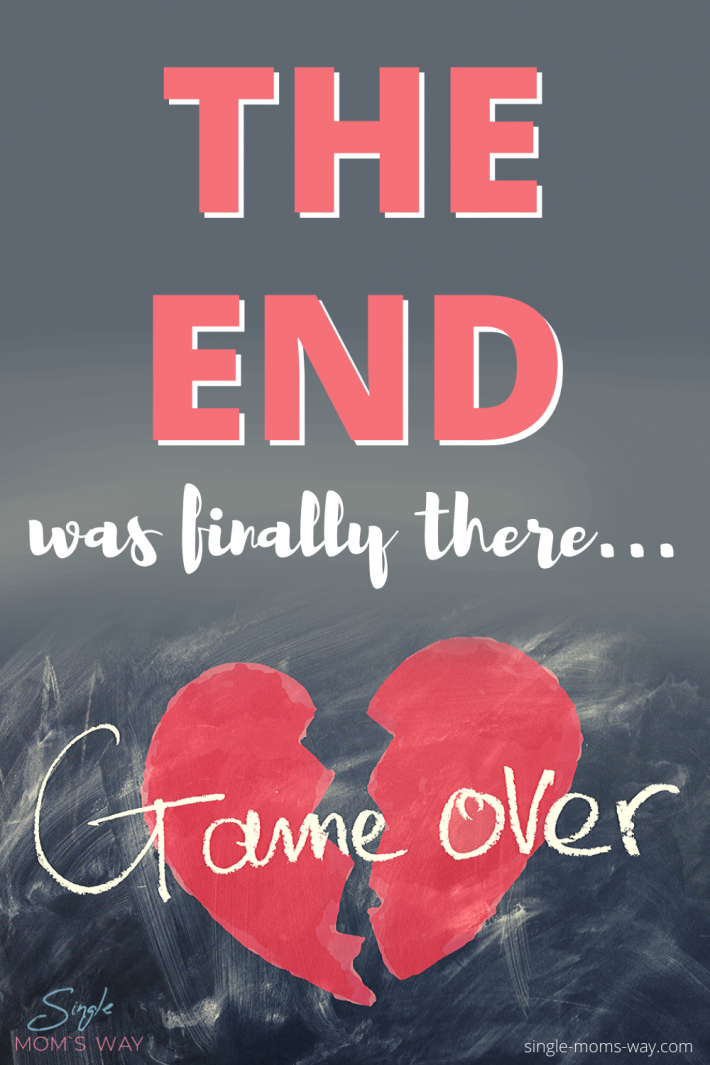 The End – Was Finally There