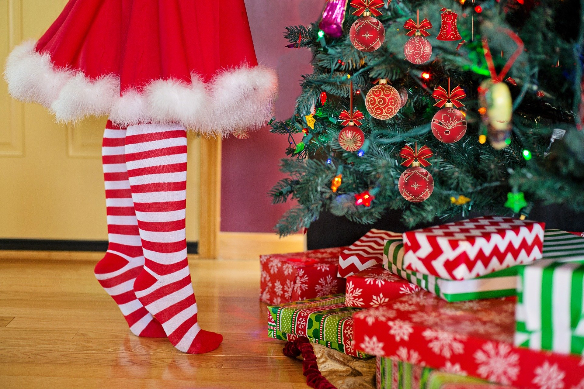 Belief In The Holiday Spirit, In Yourself And Miracles