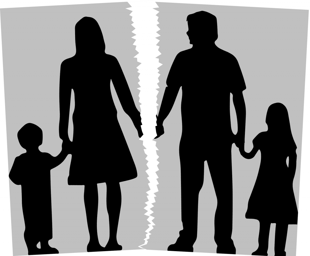 Children In Divorce Often Choose A Side… And You Survive