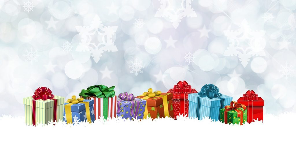 Christmas Gifts - Love, Attention, Joy…