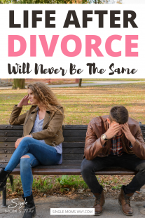 Life After Divorce Will Never Be The Same