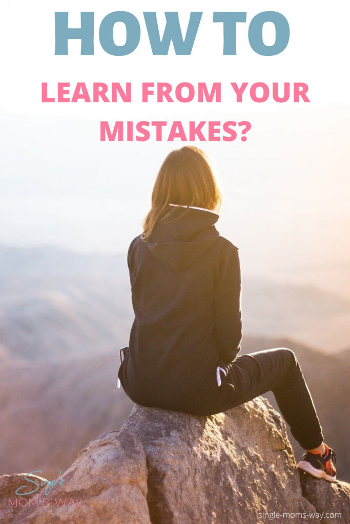 How To Learn From Your Mistakes?