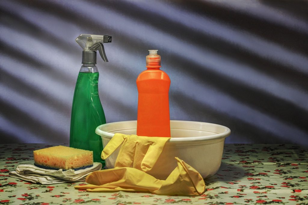 How To Make Homemade Disinfectants?