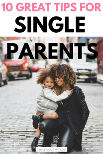 10 Great Tips for Single Parents