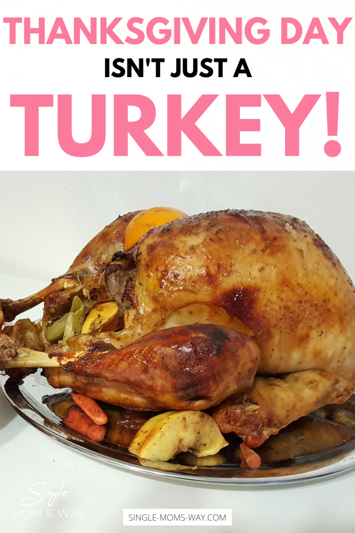 Thanksgiving Day Isn't Just A Turkey!
