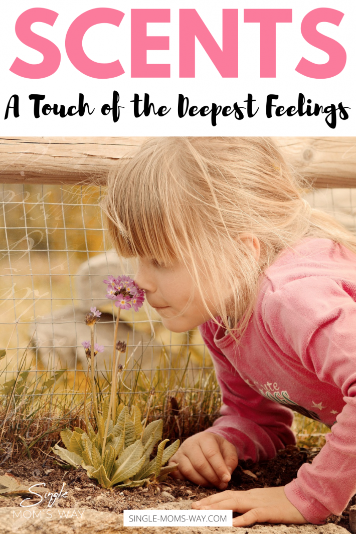 Scents – A Touch Of The Deepest Feelings